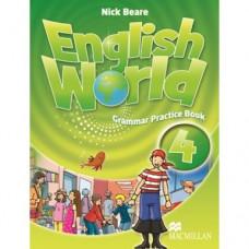 Грамматика English World 4 Grammar Practice Book
