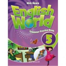 Грамматика English World 5 Grammar Practice Book