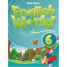 Грамматика English World 6 Grammar Practice Book