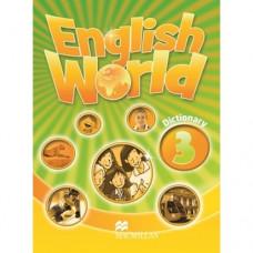 Словарь  English World 3 Dictionary