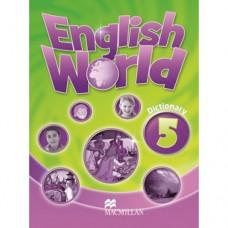 Словарь English World 5 Dictionary