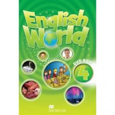 Диск English World 4 DVD-ROM