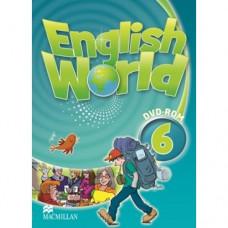 Диск English World 6 DVD-ROM