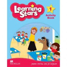 Рабочая тетрадь Learning Stars 1 Activity Book