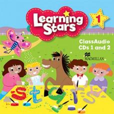 Диски Learning Stars 1 Class Audio CDs (2)