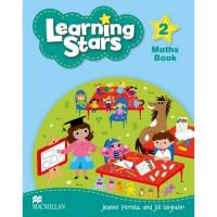 Рабочая тетрадь Learning Stars 2 Maths Book