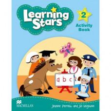 Рабочая тетрадь Learning Stars 2 Activity Book