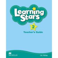 Книга для учителя Learning Stars 2 Teacher's Guide