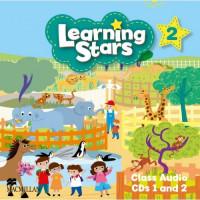 Диски Learning Stars 2 Class Audio CDs (2)