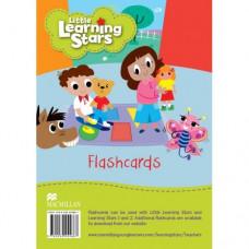Карточки Little Learning Stars Flashcards