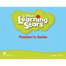 Книга для учителя Little Learning Stars Teacher's Guide