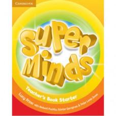 Книга для учителя Super Minds Starter Teacher's Book