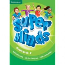 Карточки Super Minds 2 Flashcards (Pack of 103)