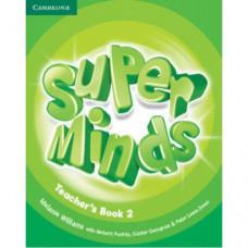 Книга для учителя Super Minds 2 Teacher's Book