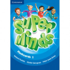 Карточки Super Minds 1 Flashcards (Pack of 103)