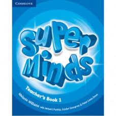 Книга для учителя Super Minds 1 Teacher's Book