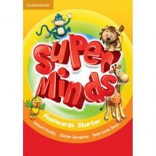 Карточки Super Minds Starter Flashcards (Pack of 75)