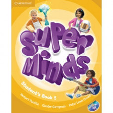 Учебник Super Minds 5 Student's Book with DVD-ROM