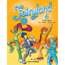 Учебник Fairyland 6 Pupil's Book