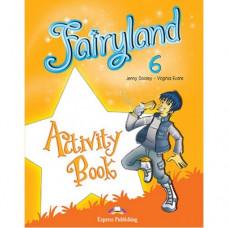 Рабочая тетрадь  Fairyland 6 Activity Book