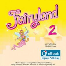Диск Fairyland 2 ieBook