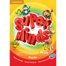 Диск Super Minds Starter Presentation Plus DVD-ROM