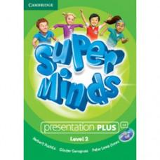 Диск Super Minds 2 Presentation Plus DVD-ROM