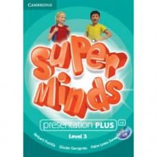 Диск Super Minds 3 Presentation Plus DVD-ROM