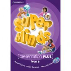 Диск Super Minds 6 Presentation Plus DVD-ROM