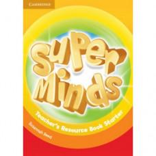 Книга для учителя Super Minds Starter Teacher's Resource Book