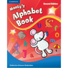 Учебник английского языка Kid's Box (Second edition) Monty's Alphabet Book