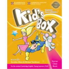 Учебник  Kid's Box Updated Second edition Starter Pupil's Book