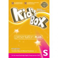 Диск Kid's Box Updated Second Edition Starter Presentation Plus DVD-ROM