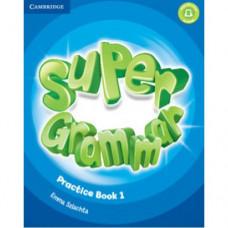 Грамматика Super Minds 1 Grammar Practice  Book