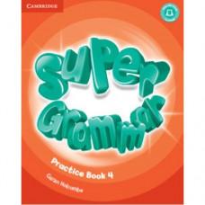 Грамматика Super Minds 4 Grammar Book