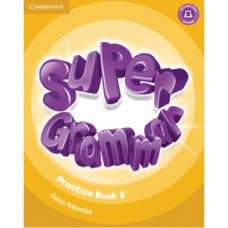 Грамматика Super Minds 5 Grammar Book