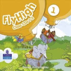 Диски Fly High Ukraine 1 Class Audio CDs (3)