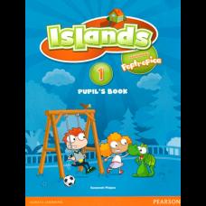 Учебник Islands 1 Student's Book