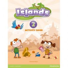 Рабочая тетрадь Islands 2 Activity Book