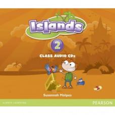 Диски Islands 2 Class Audio Cds (4)