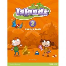 Учебник Islands 2 Student's Book