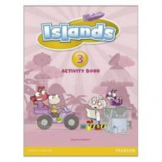 Рабочая тетрадь Islands 3 Activity Book