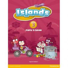 Учебник  Islands 3 Student's Book