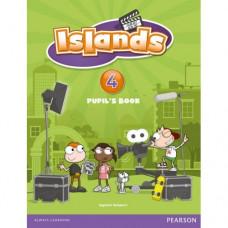 Учебник Islands 4 Student's Book