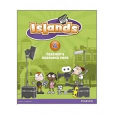 Набор для учителя Islands 4 Teacher's Pack