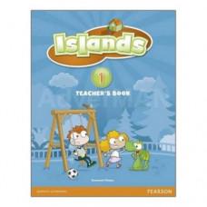 Книга для учителя Islands 1 Teacher's Book
