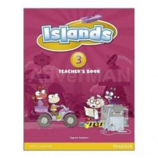 Книга для учителя Islands 3 Teacher's Book