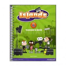 Книга для учителя Islands 4 Teacher's Book