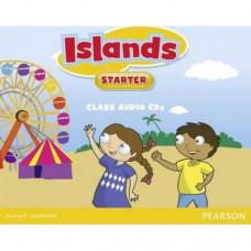 Диски Islands Starter Class Audio Cds (2)