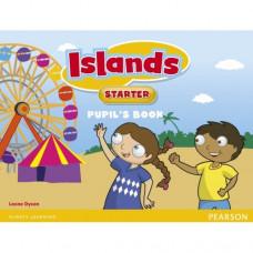 Учебник  Islands Starter Student's Book